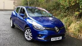 2017 Renault Clio 0.9 TCE 90 Dynamique Nav 5dr Manual Petrol Hatchback