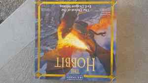 THE HOBBIT-Board Game Defeat of the Evil Dragon Smaug