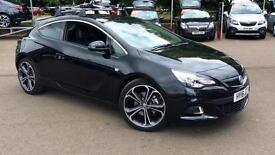 2016 Vauxhall Astra GTC 1.6 CDTi 16V ecoFLEX Limited E Manual Diesel Coupe