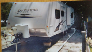 Roulotte à vendre Jay Feather Ultra Lite Jayco 27' 2012. 2227kg