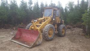 International huf 50 loader for sale