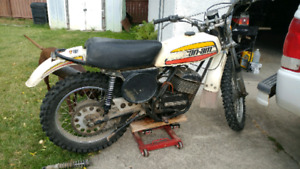 Wanting can am dirtbike
