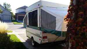 2004 Viking Epic 17.6 tent trailer