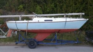 Paceship 23  INCLUDES Trailer/Slip - $5500 OBO (Reduced to sell)