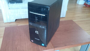 HP Tower Dual Core 3.2GHz, 4GB DDR3, 250GB, Windows 7,pay no tax
