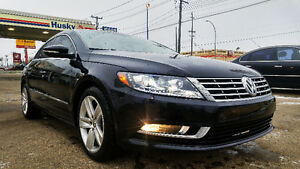 2013 Volkswagen CC Sportline, Manual Transmission