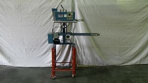 Used Emplex Rotary Bag Sealer For Sealing Stand-up Pouches (76)