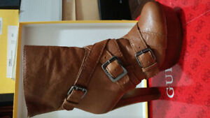 Guess booties 6M