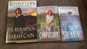 Beverly Lewis books