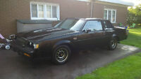 1987 Buick Grand National  $6,200