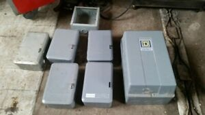 Electrical Panel Boxes