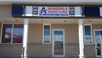 Barber shop looking for Barber's and  Barber stylist's