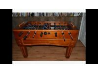 Harvard Foosball Table
