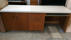 Work Table and/or Storage Unit