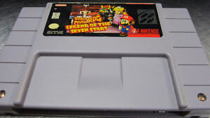 Jeux Super Mario RPG legend of the seven stars $$$85$$$