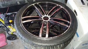 core racing rims and ironman imove tires