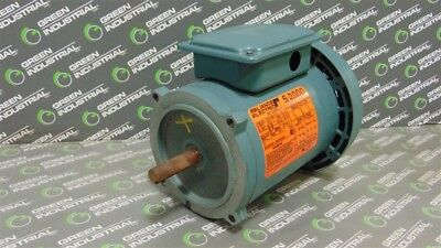 Used 34 Hp Reliance Electric P56h1337w Motor Ec56c Frame 1725 Rpm
