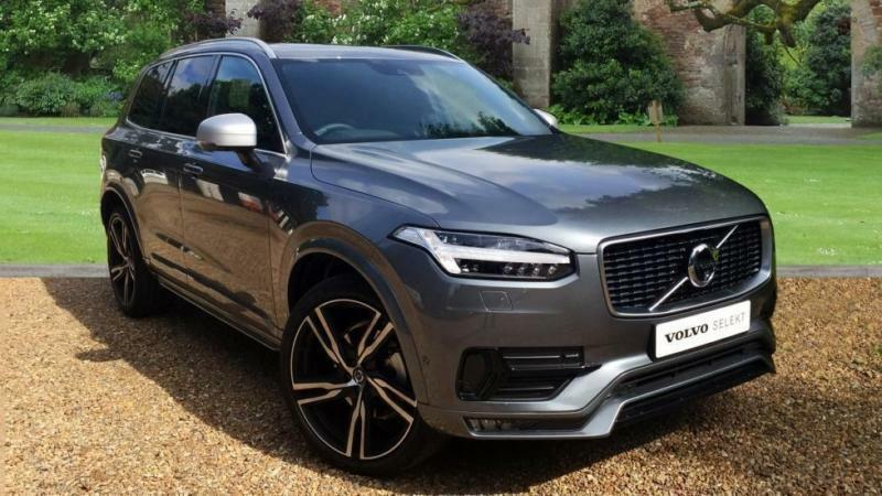 2017 volvo xc90 d5 powerpulse r design pro awd automatic diesel estate in south croydon. Black Bedroom Furniture Sets. Home Design Ideas