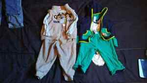 Baby boy clothes sizes vary newborn - 3 Kingston Kingston Area image 6