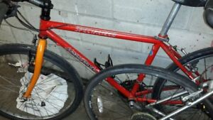 specialized hard rock 26er restored / rebuilt  city style