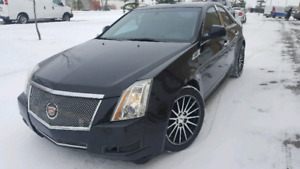 2010 Cadillac CTS4 Premium Sedan ALL WHEEL DRIVE LOW KM LOADED