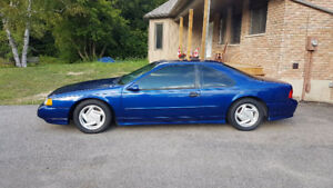 1995 Ford Thunderbird Super Coupe Coupe (2 door)