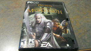Lord of the Rings Battle for Middle Earth 2 PC - Complete w/Key