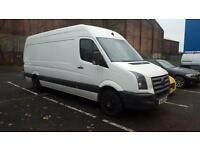 Volkswagen Crafter 2.5TDi ( 109PS ) CR35 LWB / Mercedes Sprinter 09 reg