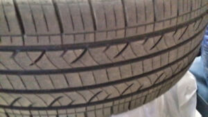 4 winter tires GREAT CONDITION