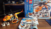 Lego City and Police sets