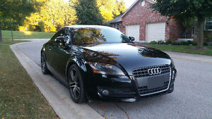 WELL MAINTAINED AUDI TT