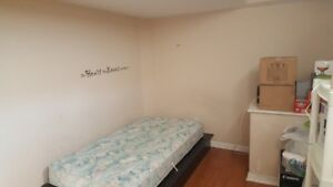 Basement room available-Near Humber North-Female Preferred