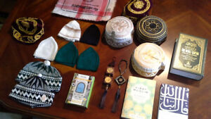 COMPLETE ISLAMIC SET (ALL ITEMS BRAND NEW) ~ $250