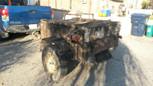 ASPHALT HOT BOX - 1 TON - WITH FREE HITCH!!