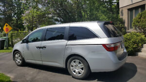 Honda Odyssey2013 in excellent condition for sale only 16500$