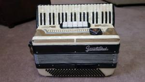 Frontalini accordion
