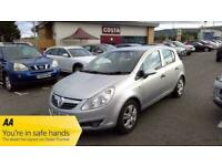 2010 Vauxhall Corsa ENERGY - GREAT FIRST CAR! LOW MILEAGE, SERVICE HISTORY, CHEA