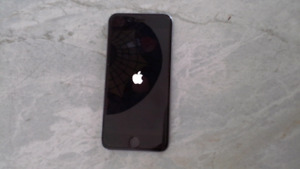 iPhone 6 64 gig Gris tres propre