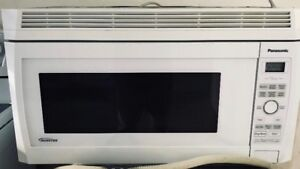 Panasonic Microwave Over-the-Range Inverter CAD 70