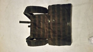 Molly multiple chest rig tactical vest
