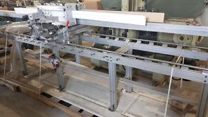 Used Custom Made Door Nailing Machine - like Ruvo - REF# 1668BM