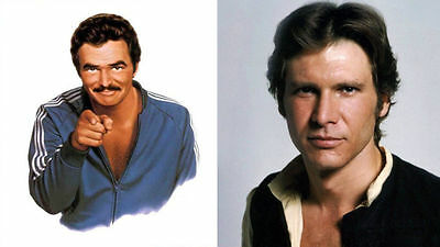 Burt Reynolds als Han Solo