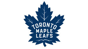 Maple Leafs Game 6 CENTRE ICE LOWER BOWL Tickets vs. Boston