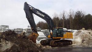 2013 John Deere 350GLC Excavator