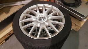 BF Goodrich G-Force (225/45/R17) On VW Alloys ( 5x112)