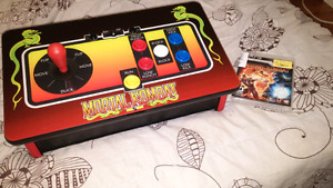 Ps3 arcade stick and game $100obo