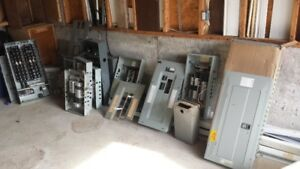 Numerous panels 100 amp or 200 amp - 416-721-2667