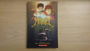 Amulet - The StoneKeeper (Book 1)