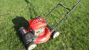 Want to recycle your lawn mower? Will pick up yours for free