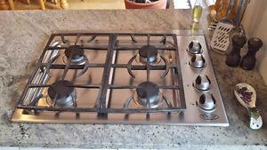 Plaque de cuisson au gaz DCS